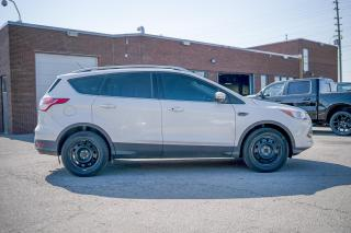 Used 2014 Ford Escape Titanium NAVI/FULL SUNROOF/LEATHER for sale in Concord, ON