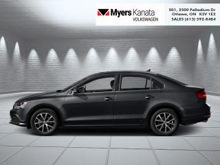 Used 2016 Volkswagen Jetta 1.4 TSI Comfortline  - Sunroof for sale in Kanata, ON