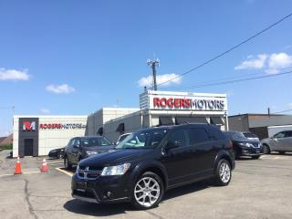 Used 2013 Dodge Journey SXT CREW - DVD - 7 PASS - REVERSE CAM for sale in Oakville, ON