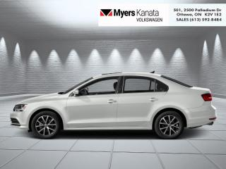 Used 2016 Volkswagen Jetta 1.8 TSI Comfortline  - 	Sunroof for sale in Kanata, ON