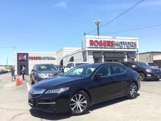 Used 2016 Acura TLX 2.99% Financing - NAVI - SUNROOF - REVERSE CAM for sale in Oakville, ON