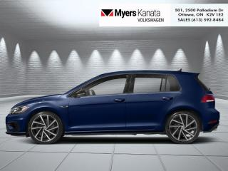 New 2019 Volkswagen Golf R 5-door Manual for sale in Kanata, ON