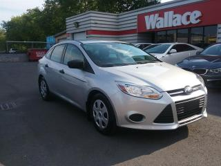 Used 2014 Ford Focus S Sedan ONLY 66000kms for sale in Ottawa, ON