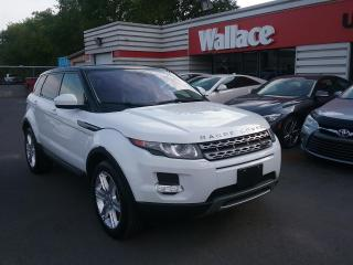 Used 2014 Land Rover Evoque Pure Plus 5-Door PANORAMIC GLASS ROOF for sale in Ottawa, ON