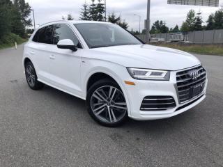 Used 2018 Audi Q5 Technik for sale in Maple Ridge, BC