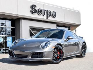 Used 2019 Porsche 911 Carrera 4S 911 C4S| SPORT PACKAGE| PDK| EXHAUST|SINGLE OWNER for sale in Toronto, ON