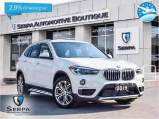 Used 2019 BMW X1 xDrive28i COVID-19 INSTANT CREDIT, SEE DEALER FOR DETAILS | NO PAYMENTS FOR 90 DAYS OAC for sale in Aurora, ON