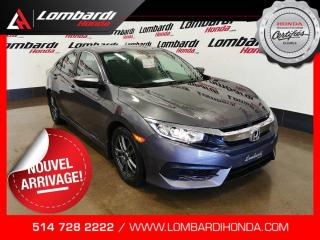 Used 2016 Honda Civic LX|AUTOMATIQUE|CAM| for sale in Montréal, QC