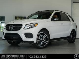 Used 2017 Mercedes-Benz GLE-Class 4MATIC SUV for sale in Calgary, AB