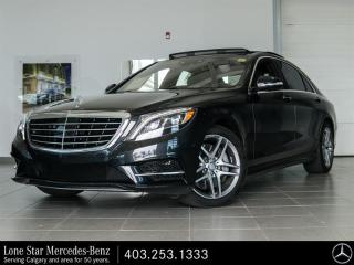 Used 2017 Mercedes-Benz S-Class 4MATIC Sedan (LWB) for sale in Calgary, AB