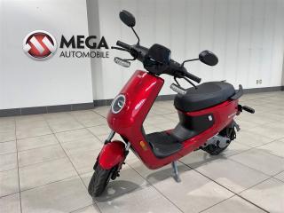 Used 2019 NIU MQi+ SPORT RED for sale in Gatineau, QC
