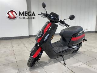 Used 2019 NIU NQi GT BLACK WITH RED STRIPES for sale in Gatineau, QC
