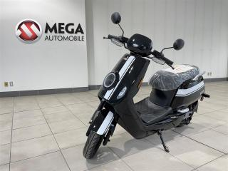 Used 2019 NIU NQi GT BLACK WITH WHITE STRIPES for sale in Gatineau, QC
