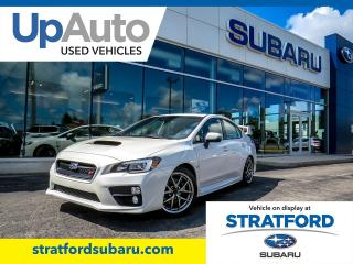 Used 2017 Subaru WRX STI for sale in Stratford, ON