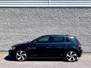 Used 2018 Volkswagen Golf GTI AUTOBAHN - CUIR/TOIT/GPS - DSG for sale in Drummondville, QC
