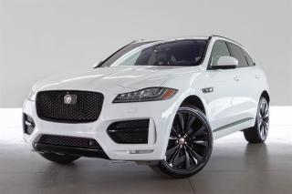 Used 2017 Jaguar F-PACE 20d AWD R-Sport for sale in Langley City, BC