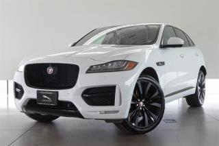 Used 2018 Jaguar F-PACE 25t AWD R-Sport for sale in Langley City, BC