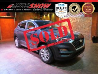 Used 2020 Hyundai Tucson Preferred AWD - Htd Steering & Seats, B.up Cam! for sale in Winnipeg, MB