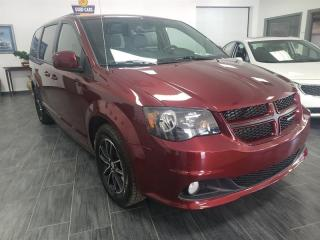 Used 2019 Dodge Grand Caravan GT 2WD DVD CAMERA CUIR NAV CAMERA 10791 KMS for sale in Châteauguay, QC