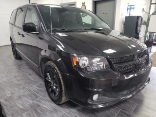 Used 2019 Dodge Grand Caravan GT DVD CAMERA NAV CUIR 20252 KMS for sale in Châteauguay, QC