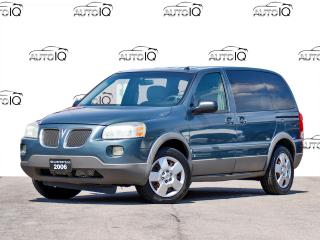 Used 2006 Pontiac Montana Sv6 FWD AS TRADED for sale in Hamilton, ON