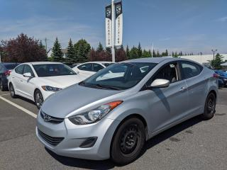 Used 2012 Hyundai Elantra 4DR SDN AUTO GL for sale in Ste-Julie, QC