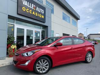 Used 2016 Hyundai Elantra 4dr Sdn Auto Sport Appearance for sale in St-Georges, QC