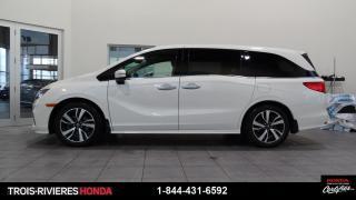 Used 2018 Honda Odyssey TOURING + GARANTIE 4/100 + BAS KILO! for sale in Trois-Rivières, QC