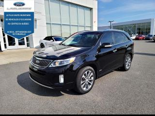 Used 2014 Kia Sorento AWD SX CUIR TOIT PANO 7 PLACES for sale in Victoriaville, QC