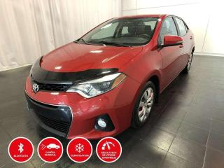Used 2016 Toyota Corolla SE - BLUETOOTH for sale in Québec, QC