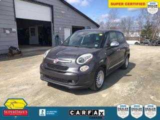 Used 2015 Fiat 500 L Lounge for sale in Dartmouth, NS
