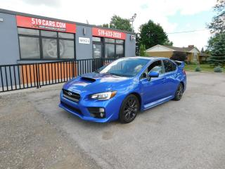 Used 2015 Subaru WRX w/Sport Pkg|SUNROOF|AWD|BLUETOOTH for sale in St. Thomas, ON
