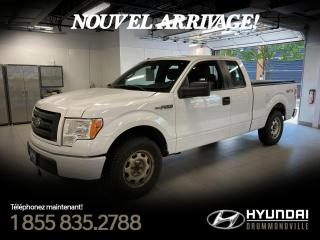 Used 2012 Ford F-150 SXT + GARANTIE + A/C + HITCH + WOW !! for sale in Drummondville, QC