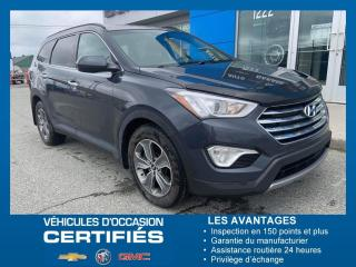 Used 2016 Hyundai Santa Fe XL AWD for sale in Amos, QC
