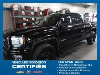 Used 2018 GMC Sierra 1500 for sale in Amos, QC
