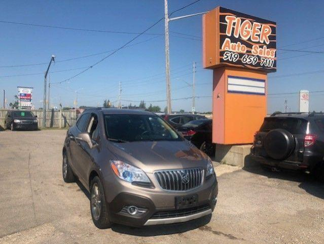 2014 Buick Encore Convenience**NO ACCIDENTS**ONLY 86 KMS**CERTIFIED