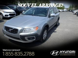 Used 2008 Volvo XC70 3.2L AWD +TOIT  +MAGS +  CUIR +  CRUISE for sale in Drummondville, QC