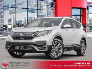New 2020 Honda CR-V Touring 2020 MODEL CLEAROUT ON NOW for sale in Huntsville, ON