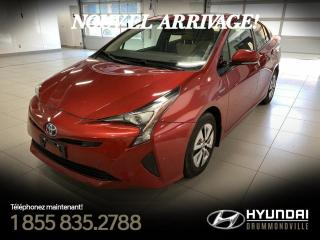 Used 2017 Toyota Prius HYBRID + GARANTIE + NAVI + CAMERA + MAGS for sale in Drummondville, QC