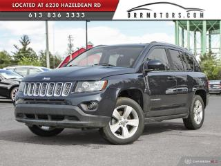 Used 2014 Jeep Compass Sport/North 4X4 NORTH EDITION for sale in Stittsville, ON