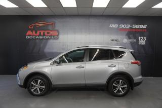 Used 2016 Toyota RAV4 AWD XLE TOIT OUVRANT CAMERA BLUETOOTH 35 802 KM !! for sale in Lévis, QC