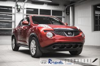 Used 2011 Nissan Juke SV FWD chez Rimouskim hyundai for sale in Rimouski, QC