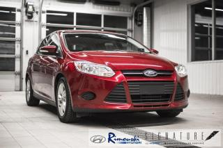 Used 2014 Ford Focus SE chez Rimouski Hyundai for sale in Rimouski, QC