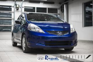 Used 2011 Honda Fit DX chez Rimouski Hyundai for sale in Rimouski, QC