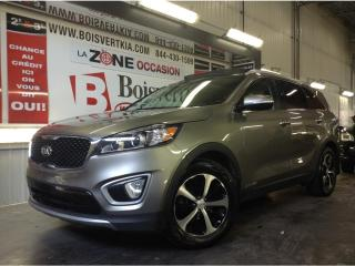 Used 2017 Kia Sorento SORENTO EX+ CUIR TOIT PANO 7 PASSAGÉS !!! for sale in Blainville, QC