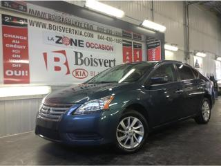 Used 2015 Nissan Sentra SENTRA MAG DÉMARREUR A DISTANCE PETIT PRIX !!! for sale in Blainville, QC