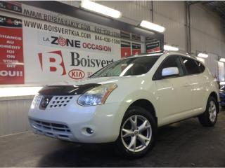 Used 2009 Nissan Rogue NISSAN SL AWD TOIT OUVRANT MAG SUPER EQUIPÉ ! for sale in Blainville, QC