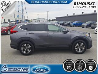Used 2018 Honda CR-V LX Traction Intégrale for sale in Rimouski, QC
