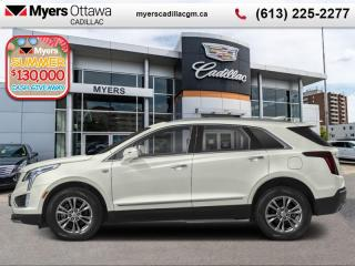 Used 2020 Cadillac XT5 Premium Luxury  - Sunroof - Navigation for sale in Ottawa, ON