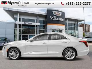 Used 2020 Cadillac CTS Premium Luxury  - Sunroof for sale in Ottawa, ON